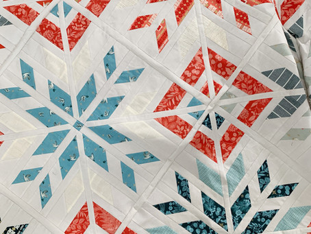 Homebound Quilt Pattern Tutorial