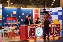 Bonus kiállítási stand