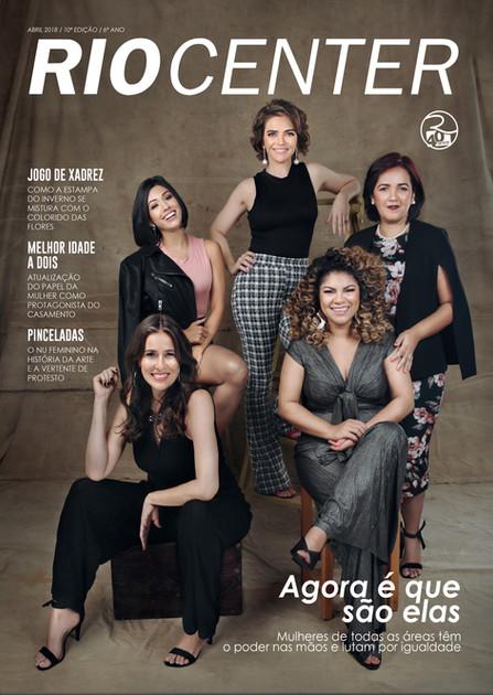 Revista Outono Inverno Rio Center 2018