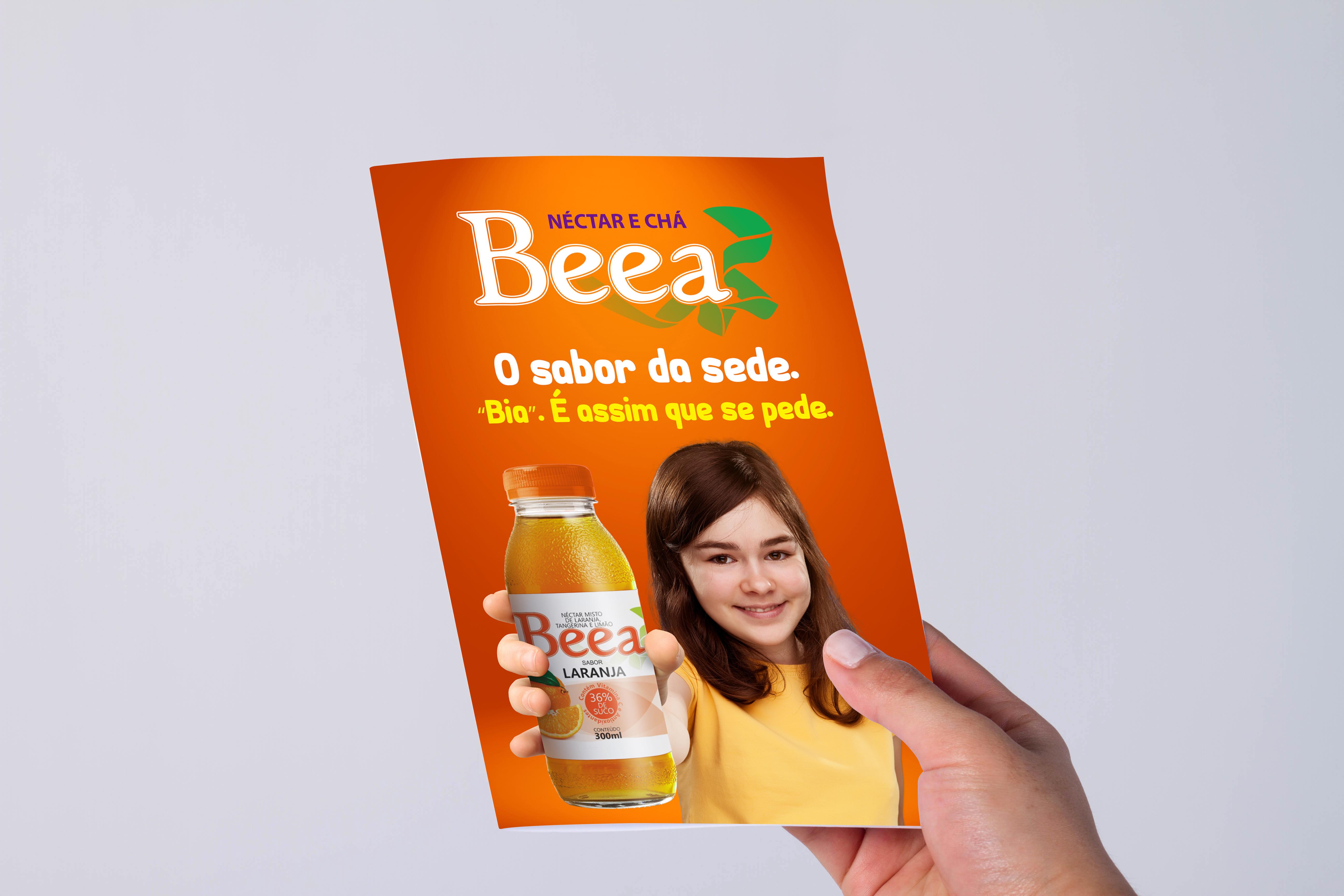 Beea Néctar de Frutas
