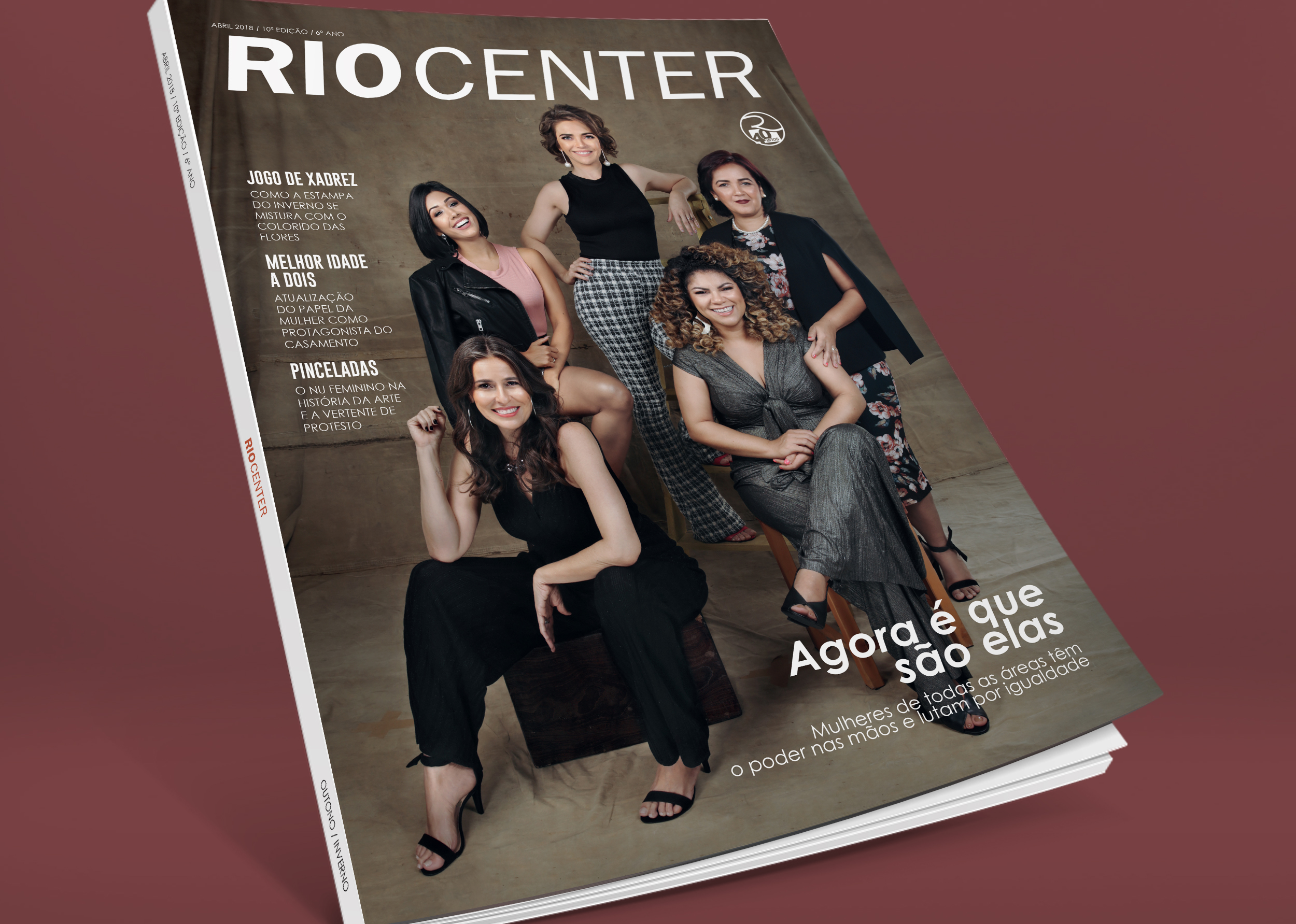Revista Rio Center