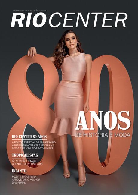Revista 80 anos Rio Center