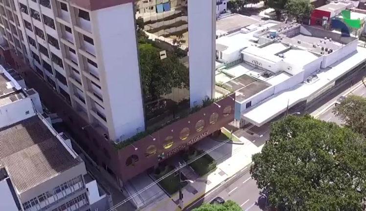 Hospital Rio Grande - Filme de inauguração