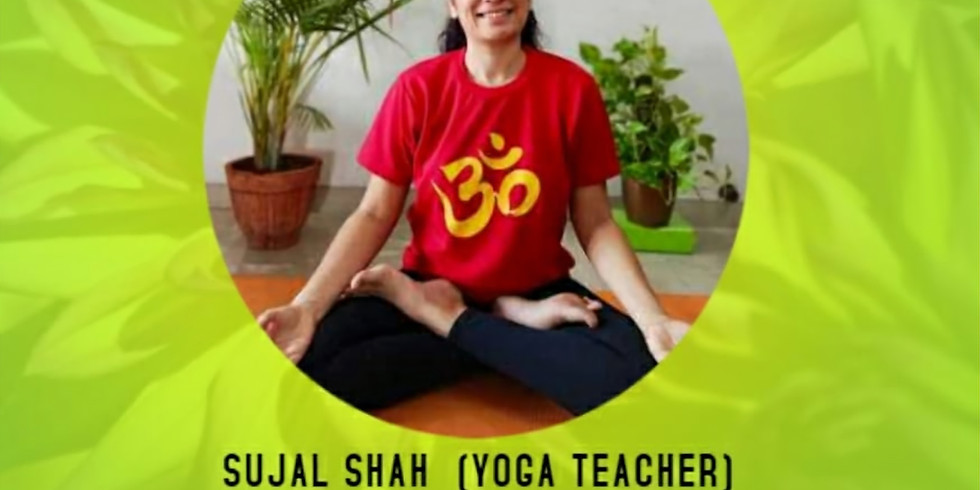 Sujal Shah - Stretch Yourself : Improve your flexibility and strength through Yoga