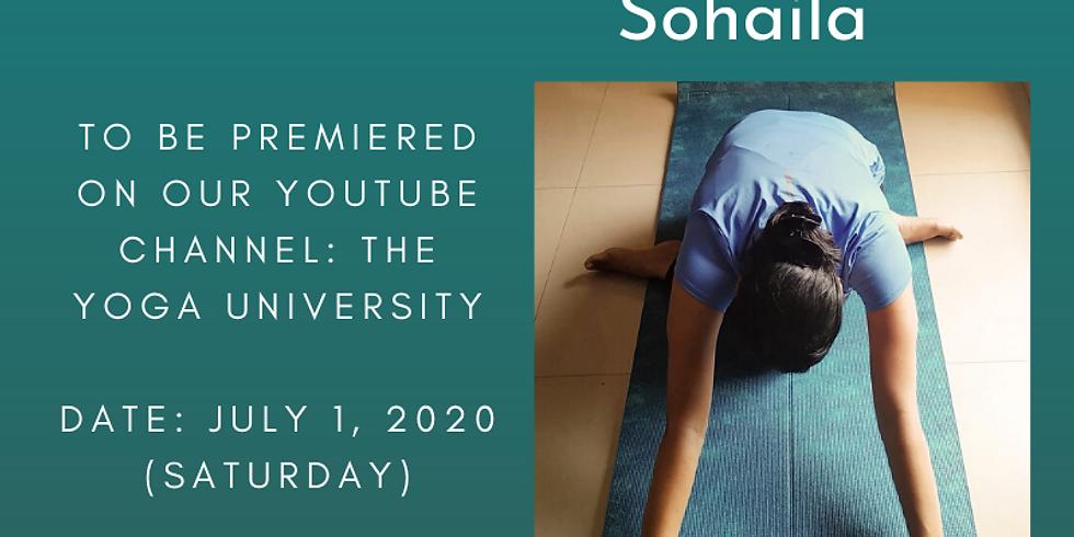 Yin Yoga for Relaxation with Sohaila