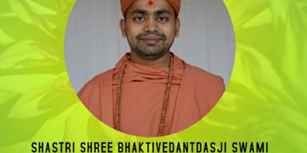 Shastri Shree  Bhaktivedantdasji Swami