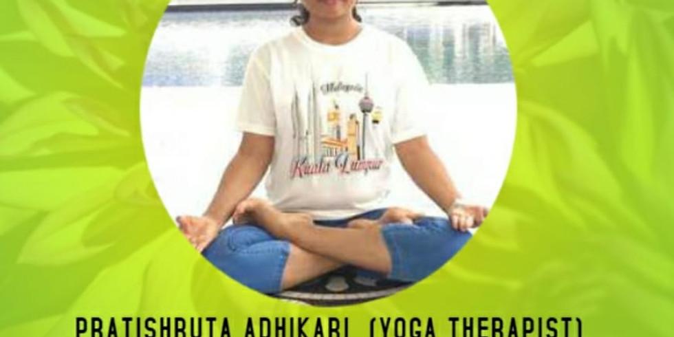 Pratishruta Adhikari - Yoga Nidra: Transformation Beyond the Mind, Through the Mind