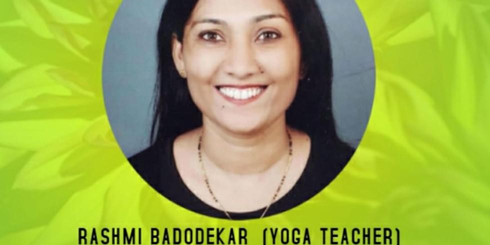 Rashmi Badodekar - No Kidding: Kids Yoga is Super-fun!
