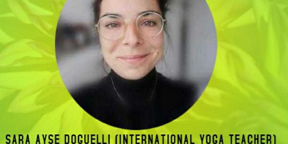 Sara Ayse Doguelli - Balance Yoga, Balance Life