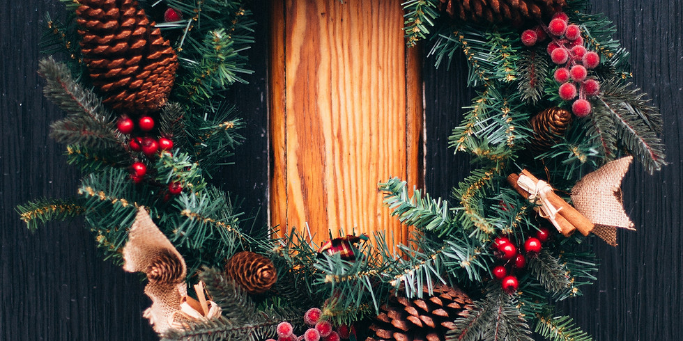 Christmas workshop: free and online!