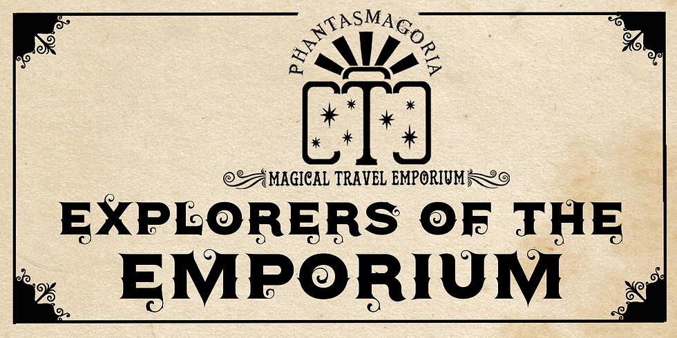 Explorers of the Emporium (Scribes)