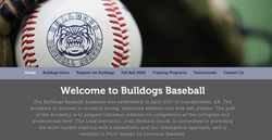 Bulldogs Baseball Academy