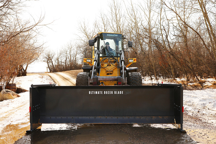 Call us to try the Ultimate Dozer Blade today!