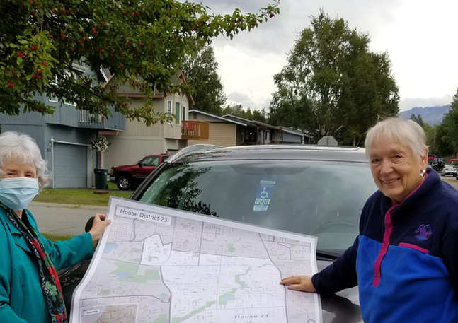 reviewing district map