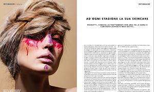 Paola D'Avenia - Luglio - Switch Magazin