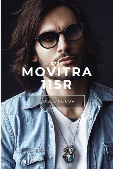 MOVITRA Spectacles SS18 Campaign