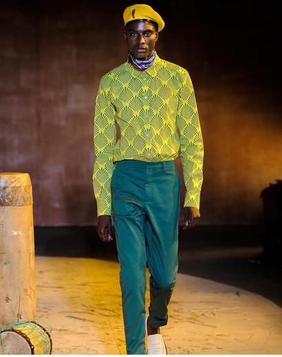 Teddy Ondo Ella - New York Men's Fashion Week - S/S 2018