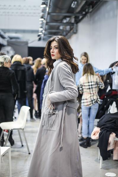 Mercedes Benz Style Ambassador @ Milan Fashion Week F/W 18-19