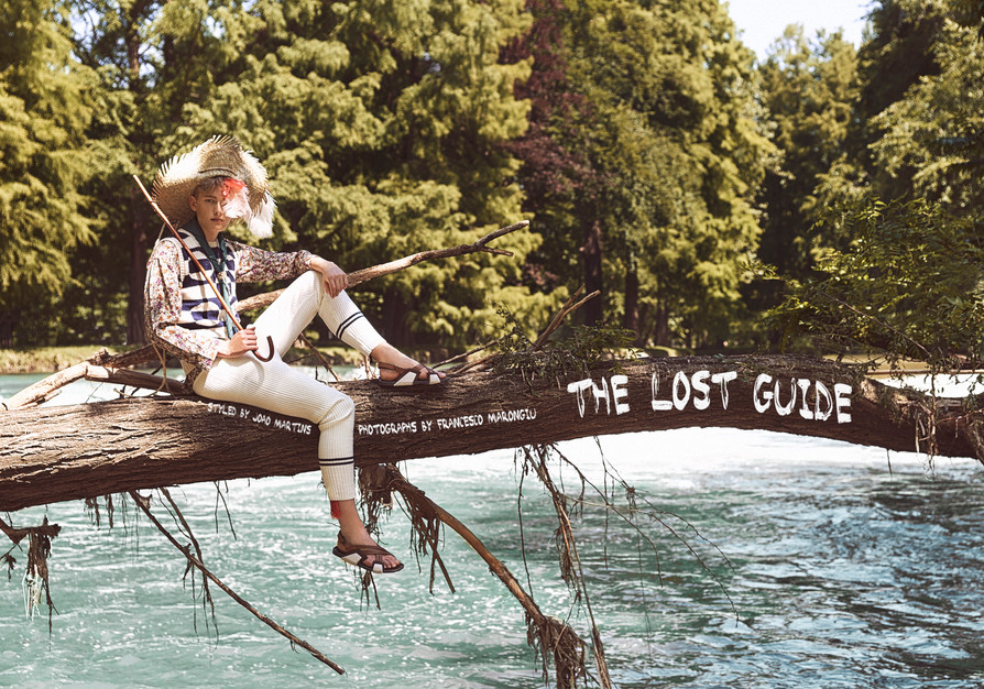 The Lost Guide