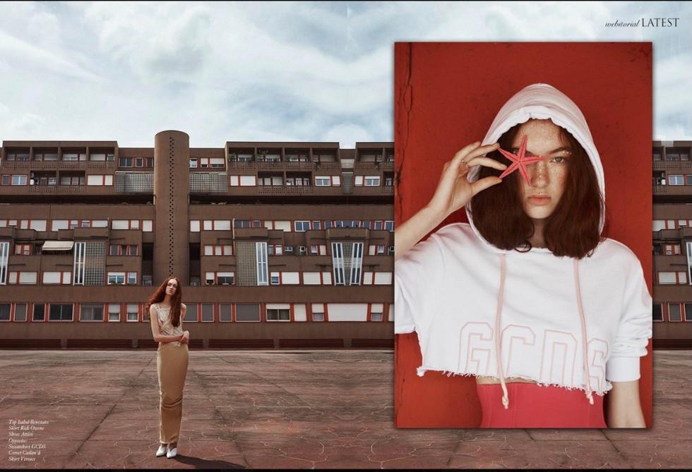 Concrete Venus - Latest Magazine