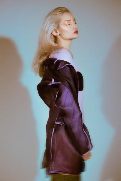 """Unusual Shape"" on Switch Magazine  - May 2018"