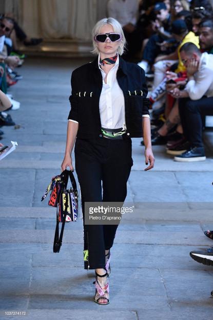 Milan Fashion Week SS19