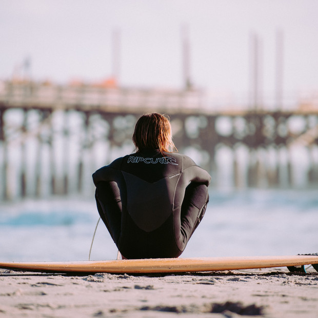 Local Surf Webcam