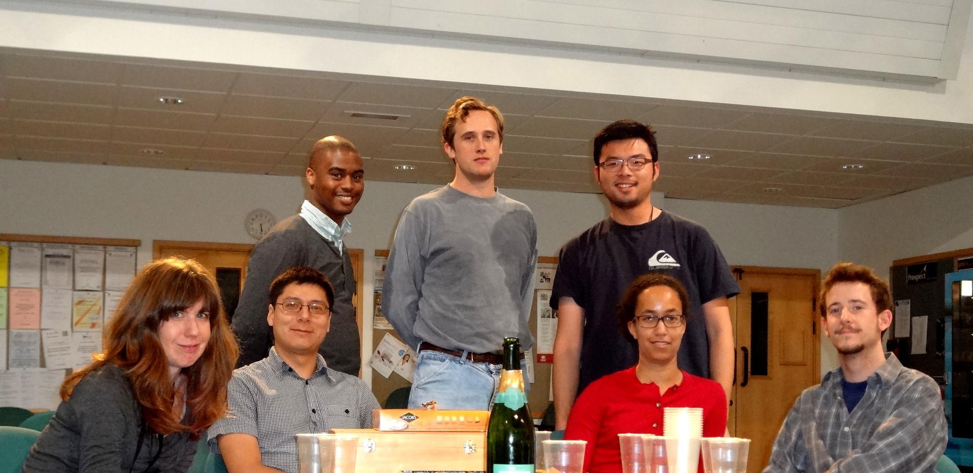 Group Photo 2012