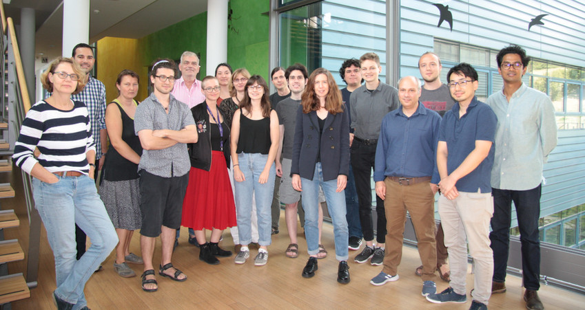 Group Photo (August 2019)
