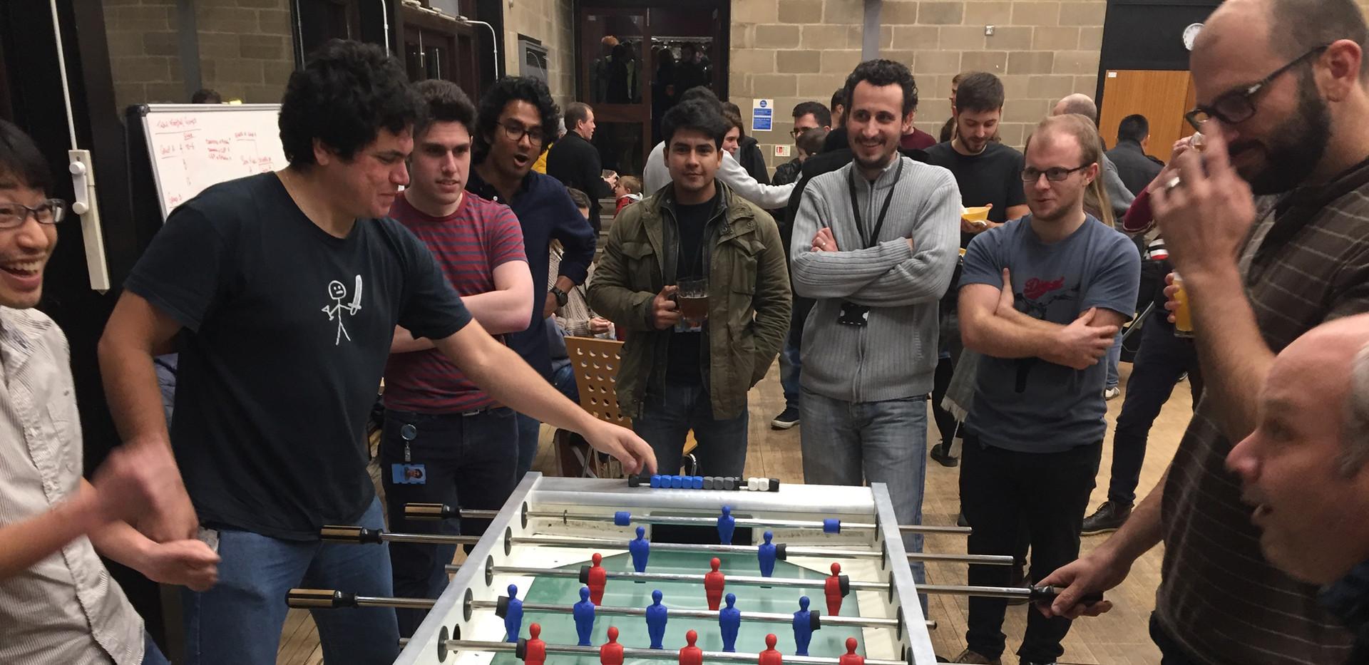 Table Football Tournament (Nov 2018)