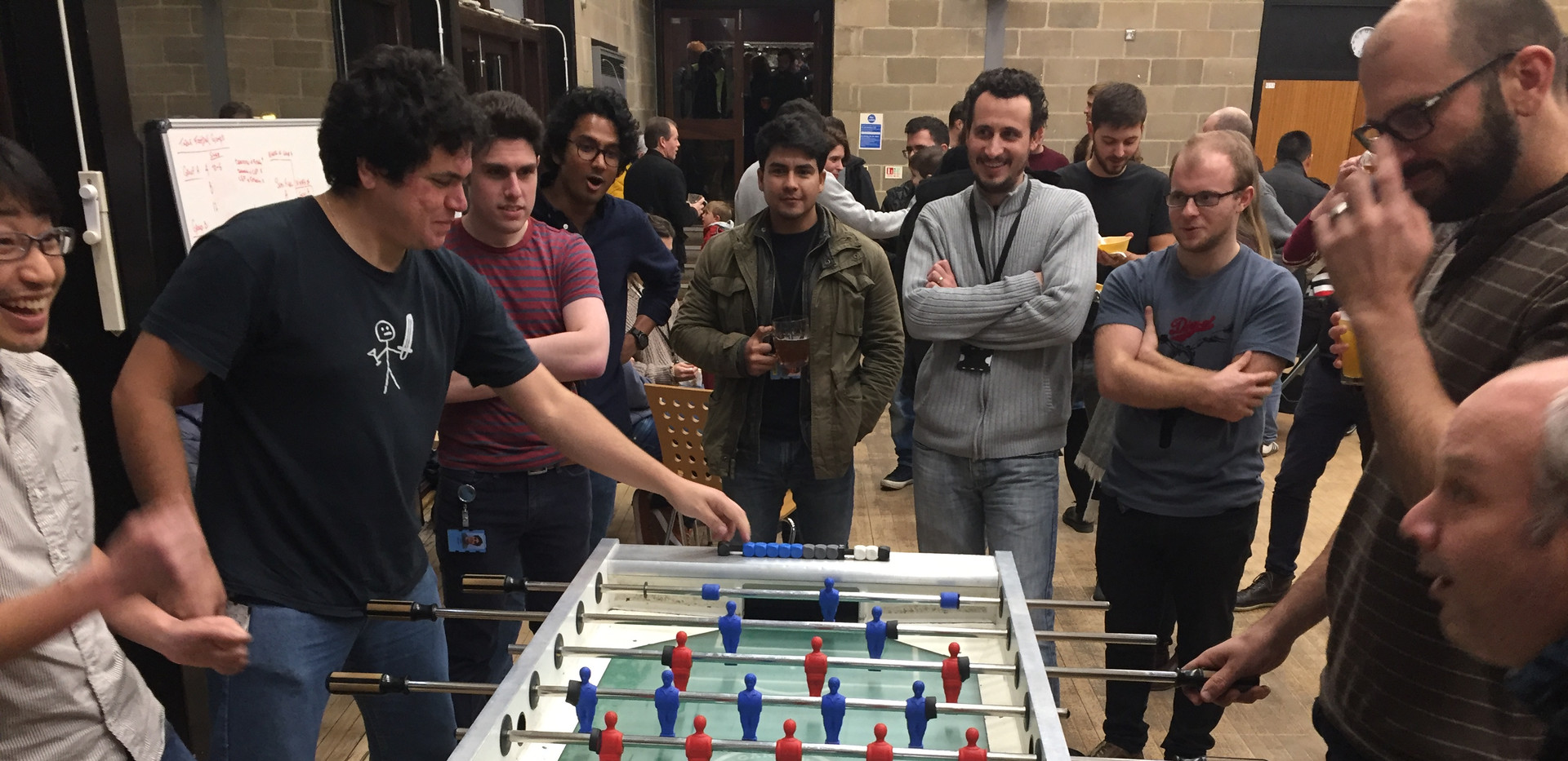 Table Football Tournament (Nov 2018)