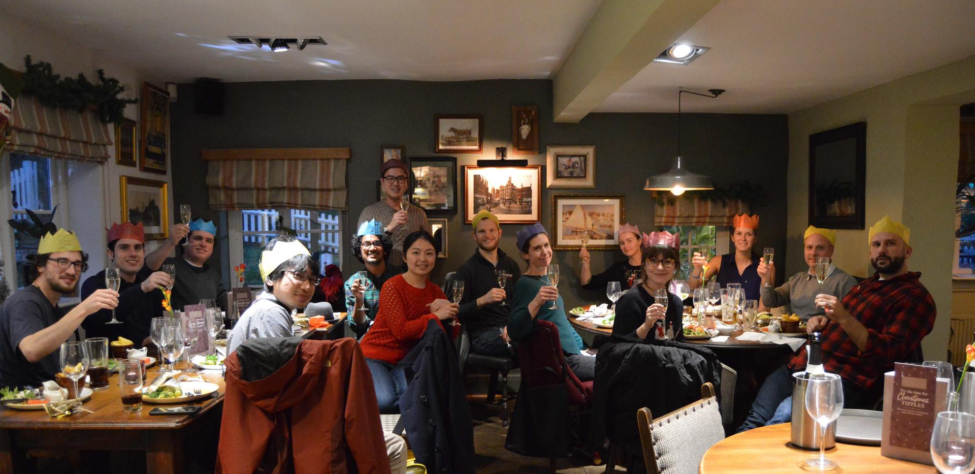 Christmas Lunch (Dec 2018)