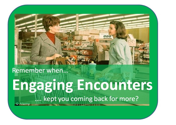 Engaging Encounters – the key factors that drive Winning Strategies and Operations