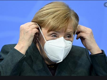 Germania e Austria rendono obbligatorie le mascherine Ffp2. Anche l'Italia verso questa ipotesi?