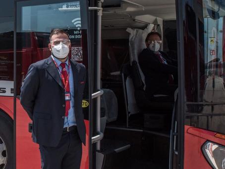 """Franco Locatelli, coordinatore CTS: """"Sui mezzi pubblici la mascherina FFP2 può essere prioritaria..."""