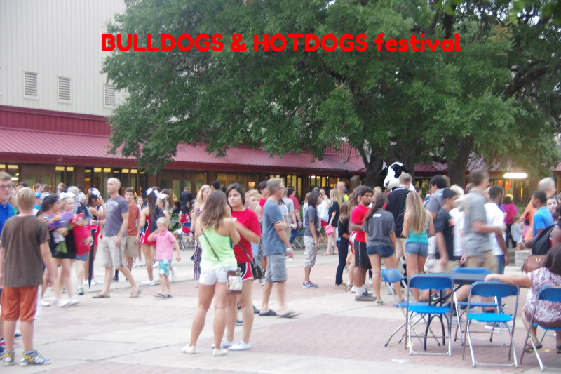 Bulldogs & Hotdogs Festival