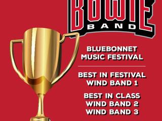 Bowie Blast -- Week of April 28