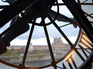 Passeio em Paris e visita ao museu D'orsay