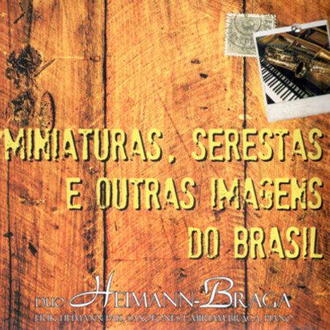 CD Miniaturas, Serestas e Outras Imagens do Brasil