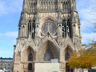 Visita a Reims