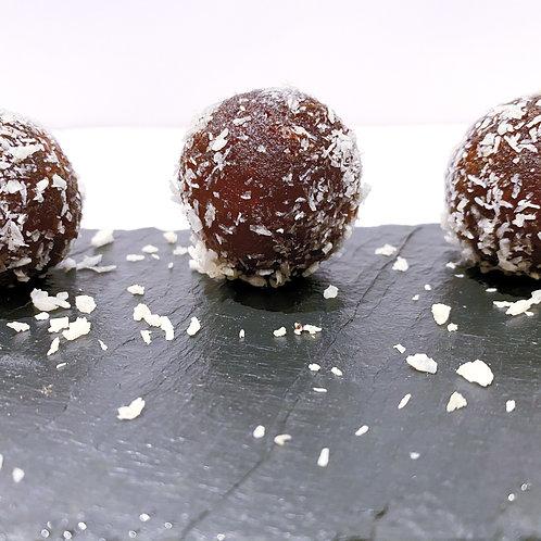 Kala Jamun With Coconut