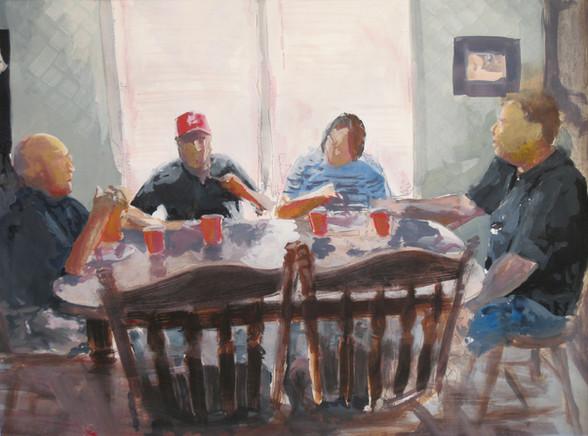 Oronogo Last Supper