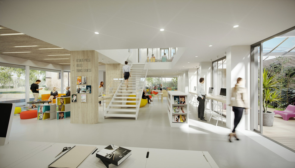 Brousseau & Feinte Architectes