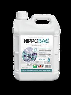 Nippo Bac Plus Desinfetante Hospitalar