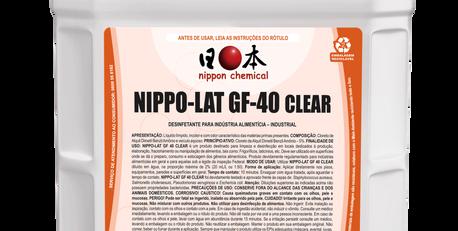 NIPPO-LAT GF-40 CLEAR