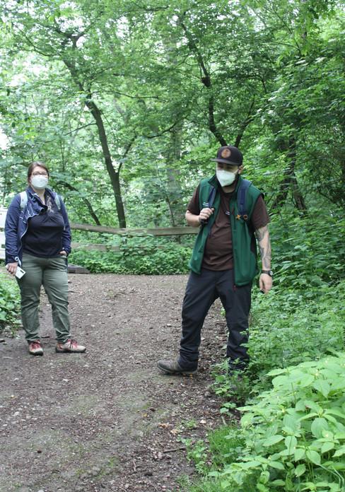 Wildkräuterwanderung im Wald - 06.06.2021 #14