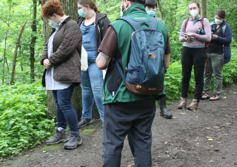 Wildkräuterwanderung im Wald - 06.06.2021 #6