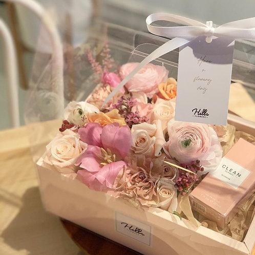 Flower Handle Box