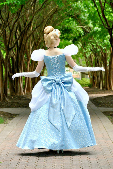 Cinderella   Princess Parties Hampton Roads   Wishery Entertainment