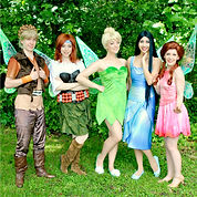 Tinkerbell Fairy Princess Party Characters | Hampton Roads Virginia Beach | Wishery Entertainment